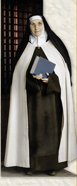 Mother Therese of Jesus, O. Carm. - Foundress of the Carmelite Monastery of Allentown